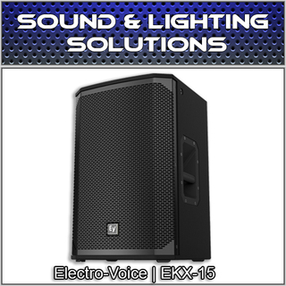 "EKX-15 Passive 15"" Loudspeaker"