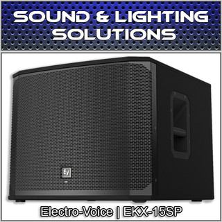 "EKX-15SP Powered 15"" Subwoofer"