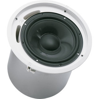 Electro-Voice EVID C10.1 10-inch high-power ceiling subwoofer (Priced Per Pair)