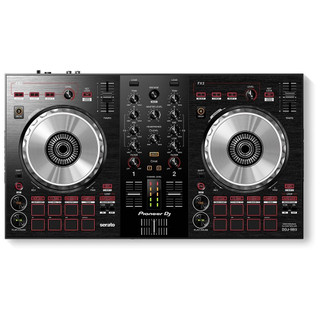 Pioneer DJ DDJ-SB3 Audio Interface Controller w/Serato Lite Software Mac PC
