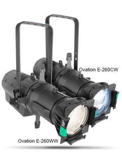 Chauvet Pro Ovation E-260CW (Available In 19°, 26°, 36°, 50°)