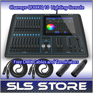 ChamSys QuickQ 10 Lighting Console Controller
