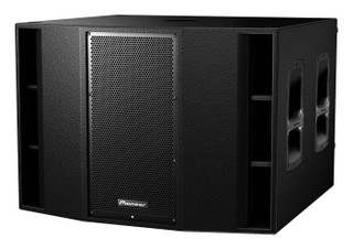 """XPRS215S PIONEER PRO AUDIO DUAL 15"""" POWERED SUB WOOFER XPRS-215S (XPRS15S)"""