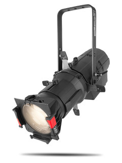 CHAUVET PROFESSIONAL Ovation E-260WW IP Warm-White LED Fixture Without Lens Tube (3149K, Black)