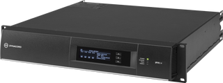 Dynacord IPX5:4 4 x 1250 W multi‑channel installation DSP Class‑D amplifier