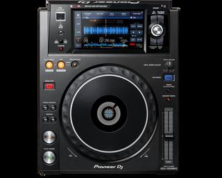 Pioneer XDJ-1000MK2 Share rekordbox-ready, digital deck with high-res audio support