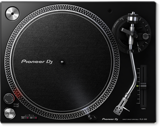 Pioneer PLX-500-K Share High-torque, direct drive turntable (black)