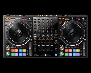 PIONEER DJ DDJ-1000SRT 4-channel performance DJ controller for Serato DJ Pro DDJ1000SRT (DDJ-1000SRT)