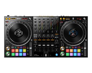 PIONEER DJ DDJ-1000SRT 4-channel performance DJ controller for Serato DJ Pro DDJ1000SRT (DDJ-1000SRT)