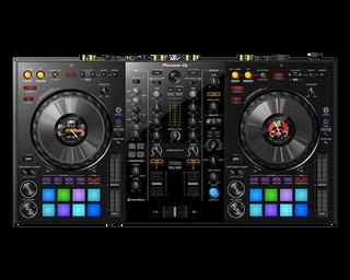 PIONEER DJ DDJ-800 2-channel portable DJ controller for rekordbox dj DDJ800 (DDJ-800)