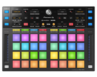 PIONEER DJ DDJ-XP2 Add-on controller for rekordbox dj and Serato DJ Pro (DDJ-XP2)