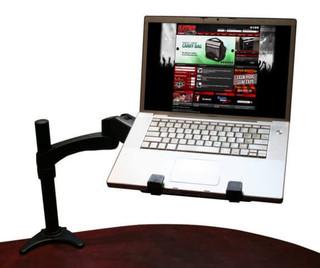 G-ARM-360-DESKMT 360 Degree Articulating Desk Mount Laptop Stand tablet Stand (G-ARM-360-DESKMT)