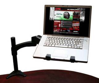 G-ARM-360-DESKMT 360 Degree Articulating Desk Mount Laptop Stand tablet Stand (G-ARM-360-DESKMT)