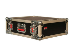 G-TOUR 4U 4U, Standard Road Rack Case Flight Box (G-TOUR 4U)