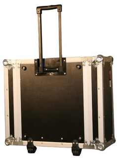 G-TOUR 4UW 4U, Standard Road Rack Case, w/ Wheels Flight Box (G-TOUR 4UW)