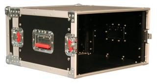 G-TOUR 6U 6U, Standard Road Rack Case Flight Box (G-TOUR 6U)