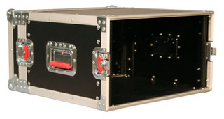 G-TOUR 6U 6U, Standard Road Rack Case Flight Box (G-TOUR 6U)