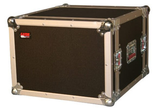 G-TOUR 8U 8U, Standard Road Rack Case Flight Box (G-TOUR 8U)