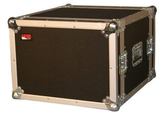 G-TOUR 12U 12U, Standard Road Rack Case Flight Box (G-TOUR 12U)