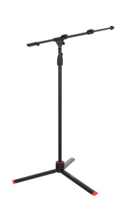 GFW-ID-MIC Gator Frameworks ID Series Tripod Mic Stand with Boom The Best Microphone Stand (GFW-ID-MIC)