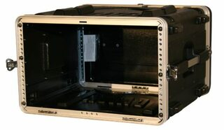 GR-6L Gator Cases 6U Audio Rack Standard Molded GR6L (GR-6L)