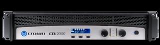 Crown Audio CDi2000 Power Amplifier