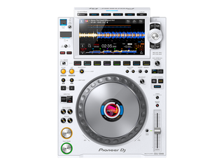 DJ CDJ-3000W WHITE Nexus Multi Player - BRAND NEW