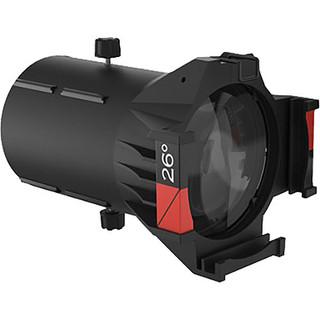 CHAUVET PROFESSIONAL Ovation Ellipsoidal HD Lens Tube (26°, Black)