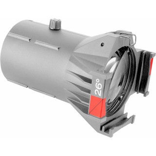 CHAUVET PROFESSIONAL Ovation Ellipsoidal HD Lens Tube (26°, White)