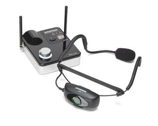 Samson AirLine 99m AH9 Wireless UHF Fitness Headset System
