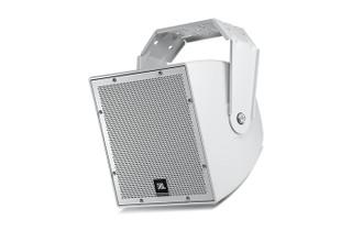 "JBL AWC82 All-Weather 8"" 2-Way 250W Passive Coaxial Loudspeaker (Single, Gray)"