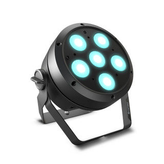 Cameo ROOT PAR 6 6 x 12 W RGBAW + UV PAR Spotlight
