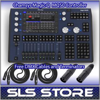 ChamSys MagicQ MQ50 Compact Lighting Console (Pre-order)