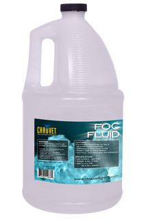 Chauvet DJ Fog Fluid - 4 Gallon (Sold by the Case only)