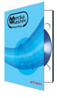 ArKaos Media Master Express + KN & 1pc ENTTEC DMX USB Pro Mk2