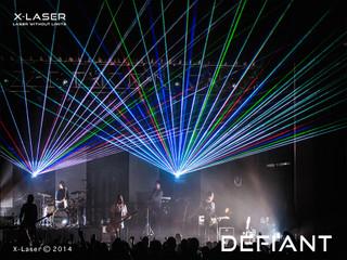 Defiant 6.5W RGB
