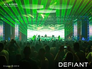 Defiant 12W RGB