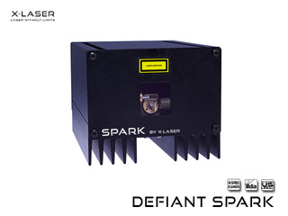 Defiant Spark Red