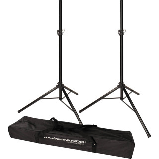 Ultimate Support Jam Stands JS-TS50-2 Speaker Stand package