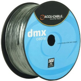 ADJ AC3CDMX300 300FT 3-Pin DMX Cable Spool