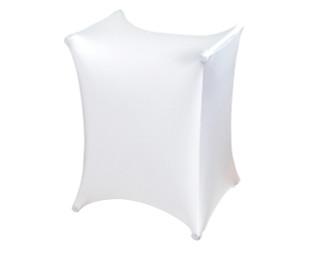 Odyssey SPALTBXSWHT White Scrim Slip X-stand Cover