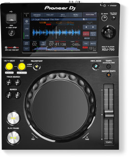 Pioneer DJ XDJ-700 Rekordbox Compatible Compact Digital Deck (XDJ-700)