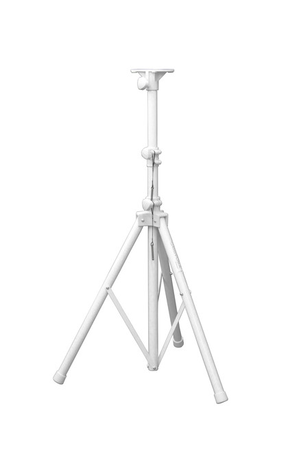Odyssey LTS1WHT 6FT White Speaker Stand