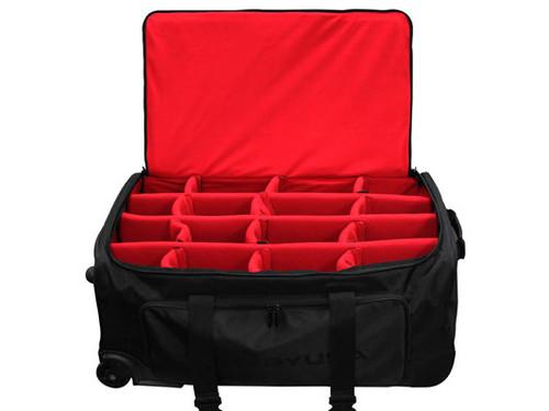 Odyssey BRLPAR1HW Redline Series Utility / Par / Uplight Gear Bag