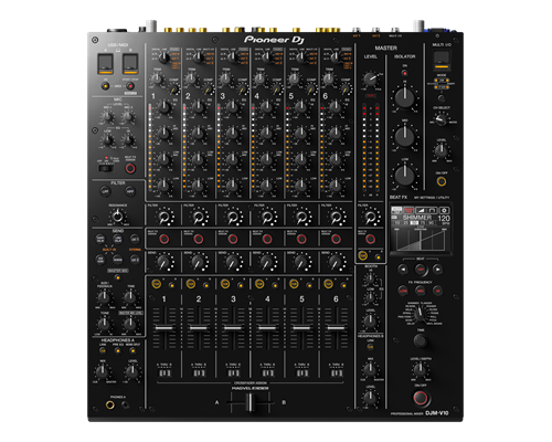 PIONEER DJ DJM-V10 6-channel professional DJ mixer DJMV10 (DJM-V10)