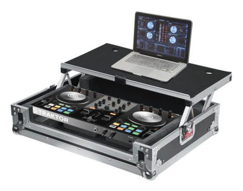 G-TOURDSPUNICNTLC Small DJ Controller Road Case (G-TOURDSPUNICNTLC)