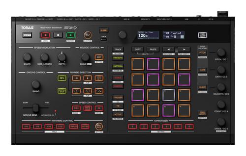 Pioneer DJ Toraiz Squid Multitrack sequencer SQUID (SQUID