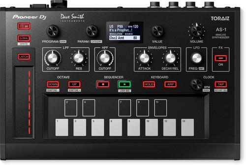Pioneer DJ TORAIZ TAS-1 Monophonic analog synthesizer TAS1 (TAS-1)