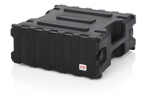 G-PRO-4U-19 Gator Cases 4U, 19″ Deep Molded Audio Rack
