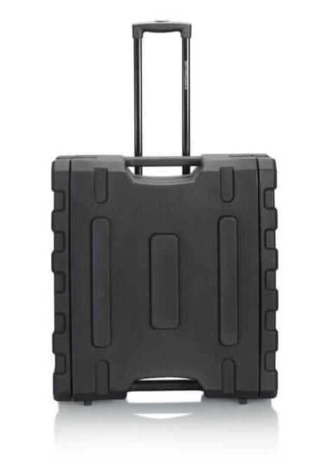 G-PROR-4U-19 Gator Cases 4U, 19″ Deep Molded Audio Rack; w/ wheels